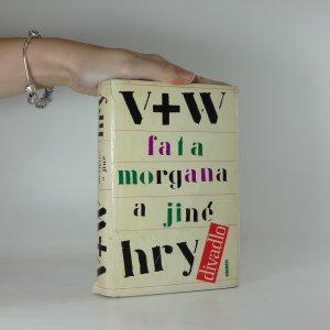náhled knihy - Fata morgana a jiné hry