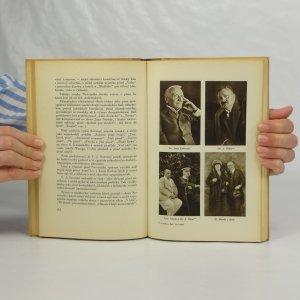antikvární kniha O těch, kteří odešli, neuveden