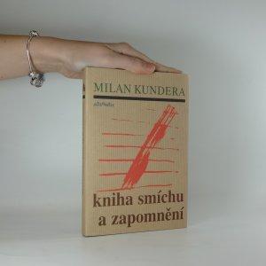 náhled knihy - Kniha smíchu a zapomnění