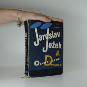 náhled knihy - Jaroslav Ježek a Osvobozené divadlo