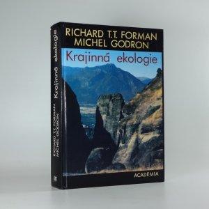náhled knihy - Krajinná ekologie