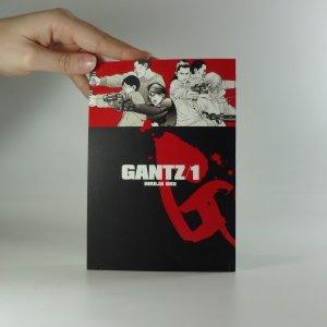 náhled knihy - Gantz 1