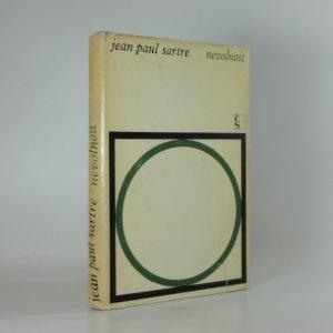 náhled knihy - Nevolnost