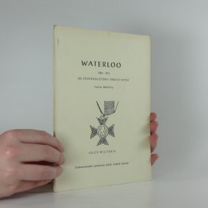 náhled knihy - Waterloo 1815 - 1975. Ke stošedesátému výročí bitvy