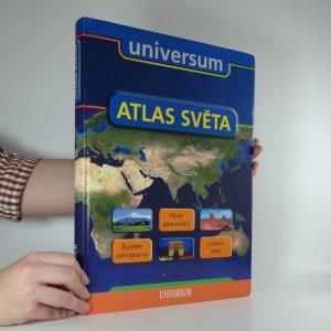 náhled knihy - Atlas světa nové zpracování, systém piktogramů, lexikon zemí]