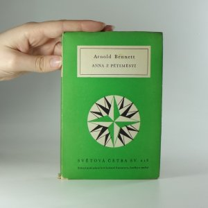 náhled knihy - Anna z Pětiměstí
