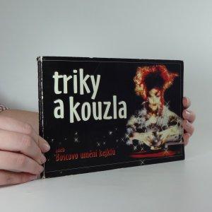 náhled knihy - Triky a kouzla aneb Boskovo umění kejklů