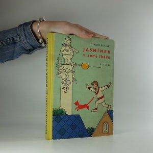 náhled knihy - Jasmínek v zemi lhářů