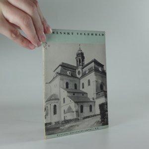 náhled knihy - Románský Velehrad