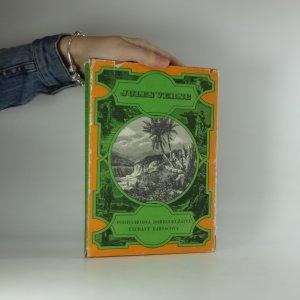 náhled knihy - Podivuhodné dobrodružství výpravy Barsacovy