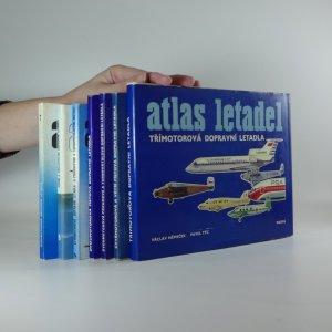 náhled knihy - Atlas letadel 1.-7.díl (7 svazků)