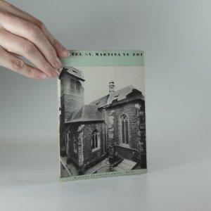 náhled knihy - Kostel sv. Martina ve zdi