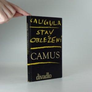 náhled knihy - Caligula ; Stav obležení