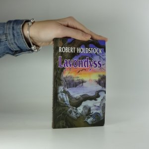náhled knihy - Lavondyss : cesta do neznámé země
