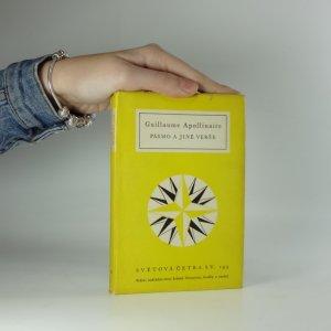 náhled knihy - Pásmo a jiné verše