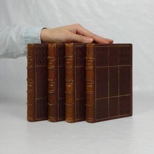 náhled knihy - Vojna a mír (4 svazky)