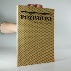 náhled knihy - Poživatiny