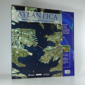 náhled knihy - Atlantica velký atlas světa s družicovými snímky