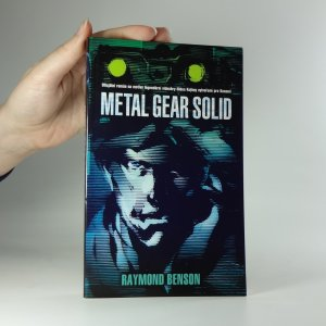 náhled knihy - Metal gear solid