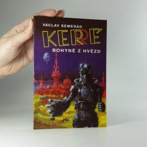 náhled knihy - Kerré, bohyně z hvězd