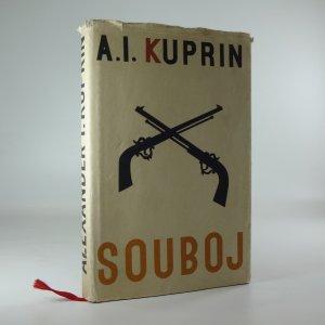 náhled knihy - Souboj