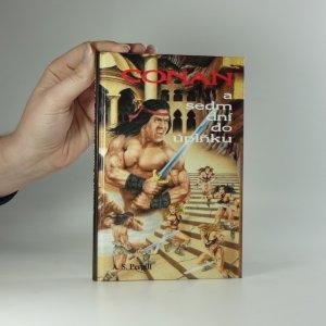 náhled knihy - Conan a sedm dní do úplňku : [Fantasy román]