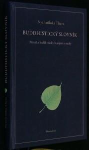 náhled knihy - Buddhistický slovník : příručka buddhistických pojmů a nauky
