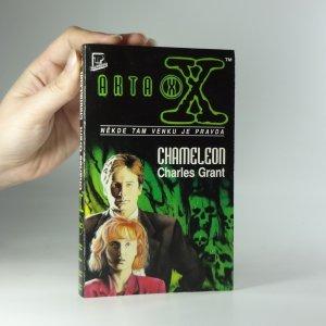 náhled knihy - Akta X. Chameleon.