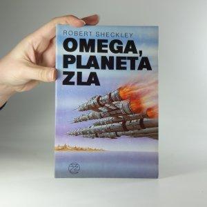 náhled knihy - Omega, planeta zla