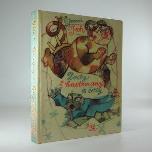 náhled knihy - Žerty s hastrmany a čerty