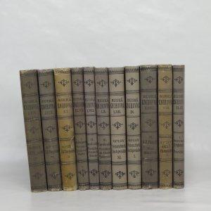 náhled knihy - 11 svazků edice Ruská knihovna