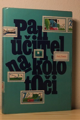 náhled knihy - Pan učitel na kolotoči