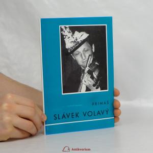 náhled knihy - Primáš Slávek Volavý