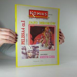 náhled knihy - Komiks 3/1992 (sešit 15)