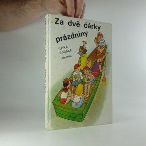 náhled knihy - Za dvě čárky prázdniny