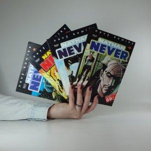 náhled knihy - Nathan Never. Nový komiks (komplet 1-4)