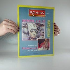 náhled knihy - Komiks 4/1992 (sešit 16)