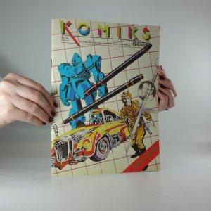 náhled knihy - Komiks 2/7 1989