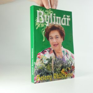 náhled knihy - Bylinář Heleny Růžičkové