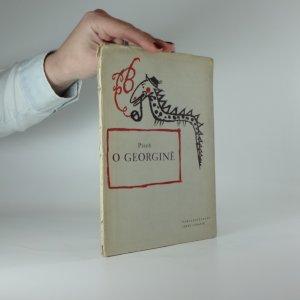 náhled knihy - Píseň o Georgině či Hepta Epi Thébas či Osm na jednu květinu