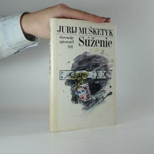 náhled knihy - Súženie