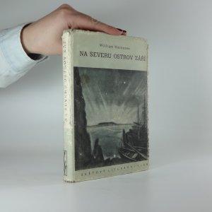 náhled knihy - Na severu ostrov září. Román z Faerských ostrovů