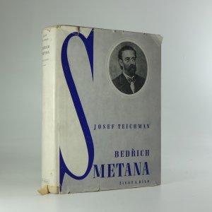 náhled knihy - Bedřich Smetana : život a dílo