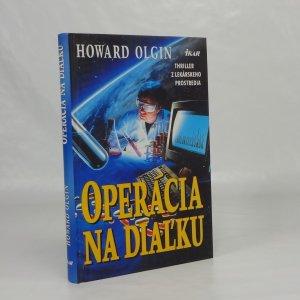 náhled knihy - Operácia na dialku