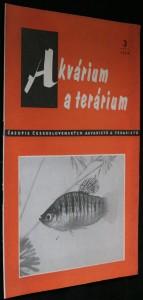 náhled knihy - Akvárium a terárium - časopis československých akvaristů a teraristů r. 7, č. 3