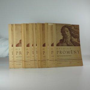 náhled knihy - Proměny (12 sešítů)
