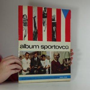náhled knihy - Album sportovců. 20 let úspěchů československého sportu 1948 - 1968