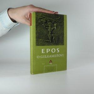 náhled knihy - Epos o Gilgamešovi