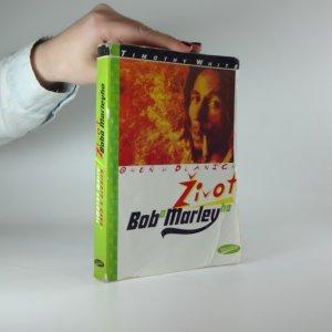 náhled knihy - Oheň v dlaních. Život Boba Marleyho