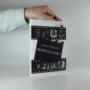 náhled knihy - Slavná světová filmová klasika